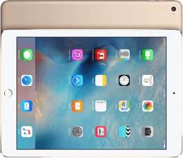 iPad Air Gold