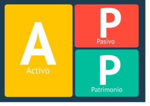 Qué es el activo pasivo y el patrimonio neto