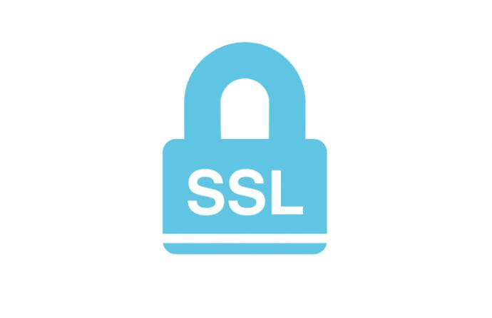 Cifrado seguro SSL para solicitar préstamos por internet