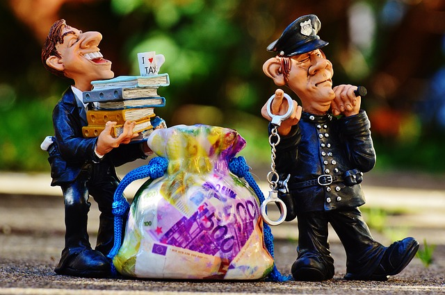 como pagar impuestos sin dinero