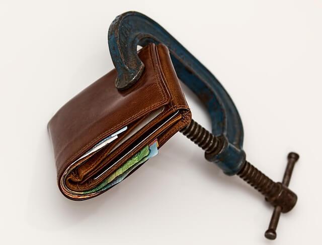 control de gastos en tu cartera