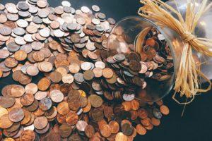 oszczędzanie jako noworoczne postanowienie