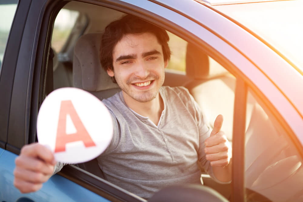 Dla wszystkich młodych i przyszłych kierowców szerokiej drogi