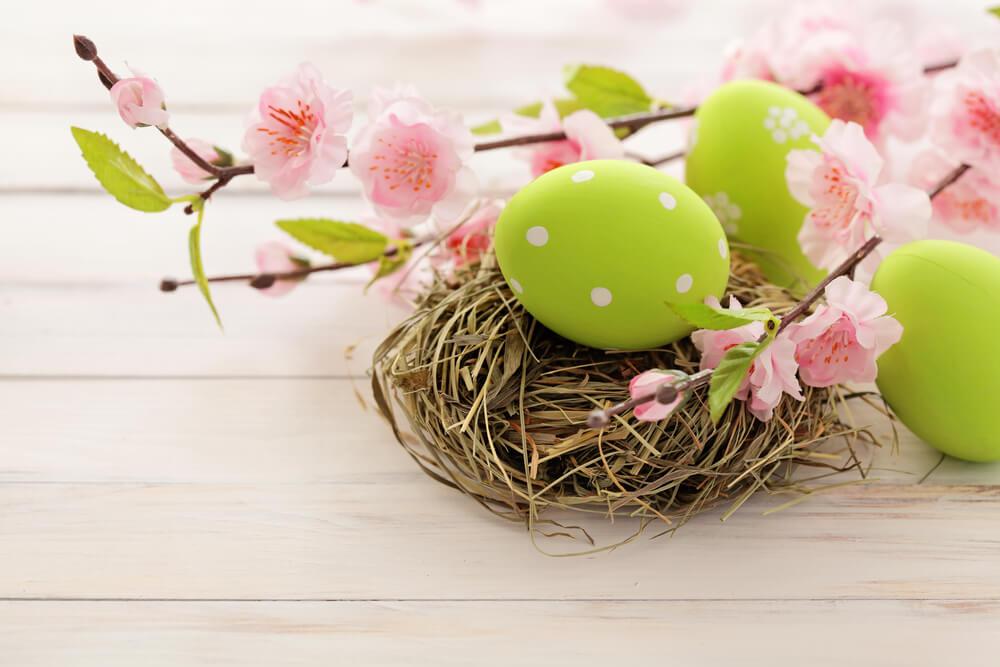 gotówka na Wielkanoc