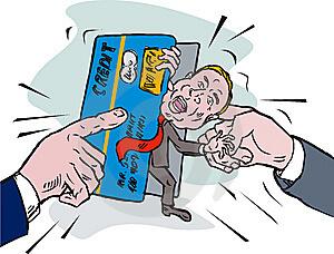 ¿Cómo deshacerte de las deudas de la tarjeta de crédito?